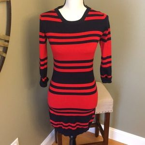 French Connect sweater dress